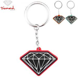 【DIAMOND SUPPLY ダイアモンド キーホルダー】RUBBER 3D BRILLIANT KEYCHAIN NO3