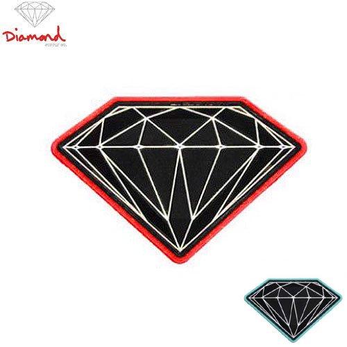 【DIAMOND SUPPLY ダイアモンド マグネット】BRILLIANT MAGNET【ブルー / レッド】NO1