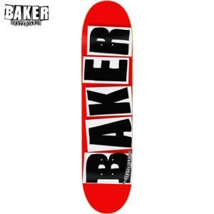 【ベーカー BAKER スケボーデッキ 】SKATEBOARDS BAKER DECK【7.875 x 31.2】NO112