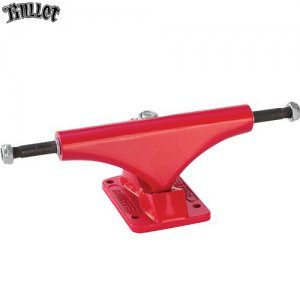 【ブレット BULLET スケボートラック】BULLET RED TRUCKS【130mm】【140mm】NO15