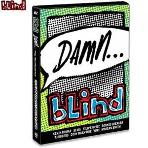 【BLIND ブラインド スケボー DVD】Blind Damn NO04