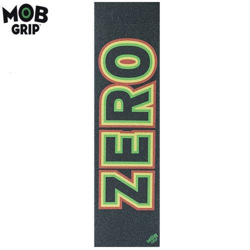 【モブグリップ MOB GRIP デッキテープ ZERO  ゼロ 】RASTA【 9x33 】NO25