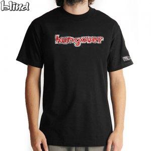 SALE! 【ブラインド BLIND スケボー Tシャツ】Hungover Tee【ブラック】NO22