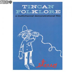 【ステレオ STEREO スケートボード DVD】Visual Sound Tincan Folklore DVD BOX SET NO01