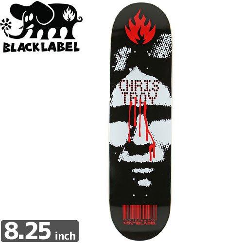 【ブラックレーベル BLACK LABEL デッキ】CHRIS TROY DIRT DECK[8.25インチ]NO63