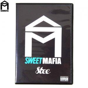 【スケートマフィア SK8MAFIA スケボー DVD】SKATEMAFIA x SWEET STEE DVD NO01