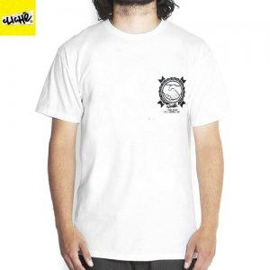【クリシェ CLICHE スケボー Tシャツ】CORESHOP COLLABO TEE【ホワイト】NO17