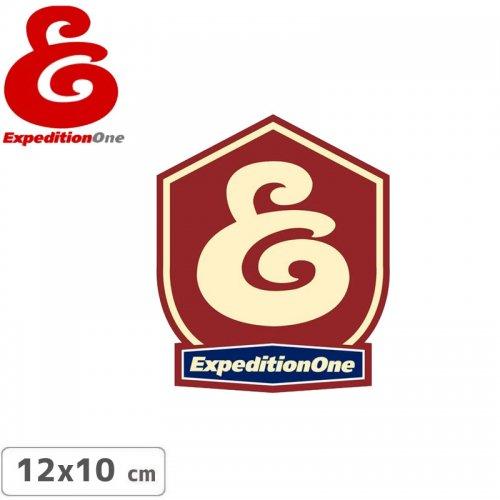 【エクスペディション ワン EXPEDITION ONE ステッカー】LOGO【12cm x 10cm】NO51