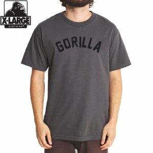 【エクストララージ X-LARGE Tシャツ】GORILLA TEE【グレー】NO14