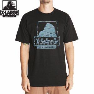 SALE!【エクストララージ X-LARGE Tシャツ】5C4NN3R STENCIL TEE【ブラック】NO16