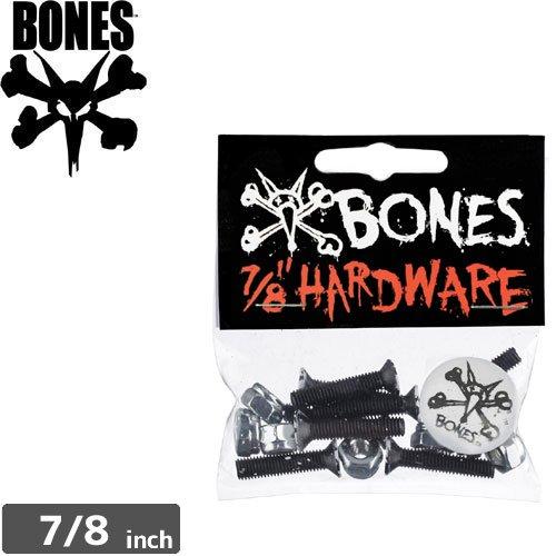 【BONES ボーンズ スケボー ハードウェア】BONES HARDWARE【プラス】【7/8インチ】NO1