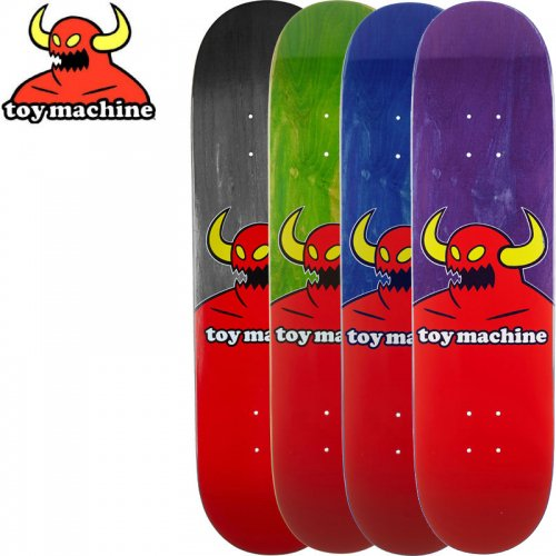 【トイマシーン TOY MACHINE デッキ】TOY MACHINE MONSTER DECK[7.7インチ]NO133
