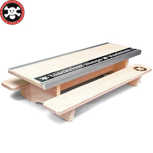 【ブラックリバー BLACKRIVER 指スケ】+BLACKRIVER-RAMPS+ TABLE【30cm】NO5