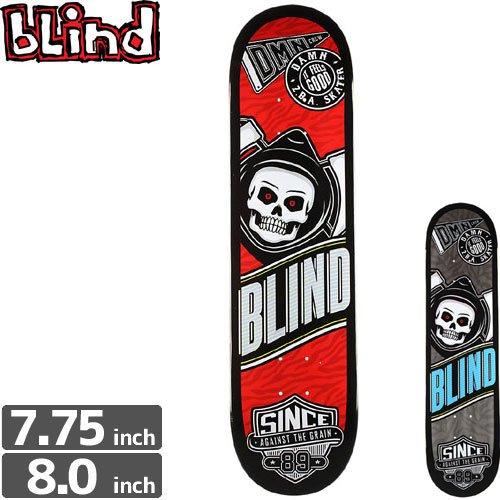 【ブラインド BLIND スケボー デッキ】REAPER CREW RED DECK[8.0インチ]NO89