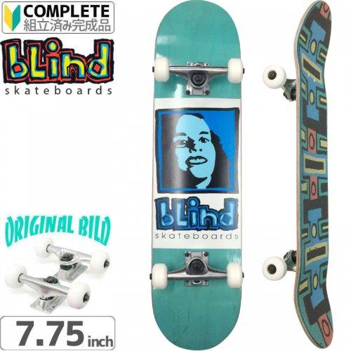 【ブラインド BLIND スケートボード コンプリート】GIRL DECK[7.75インチ]オリジナルビルド NO81