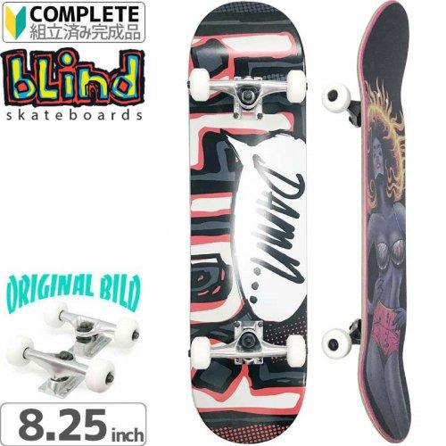 【ブラインド BLIND スケートボード コンプリート】OG DAMN SS[8.25インチ]オリジナルビルド