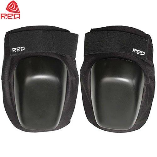 【レッド RED SAFETY GEAR スケボー プロテクター】SAFETY GEAR SK8 ELBOW PADS【肘パッド】NO5