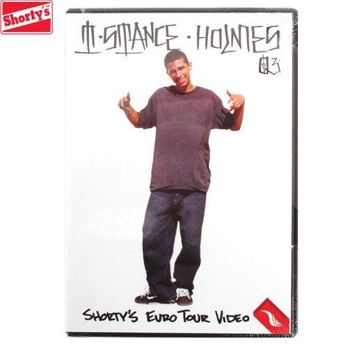 【SHORTYS ショーティーズ DVD】T-STANCE HOLMES EURO TOUR【DVD】NO1