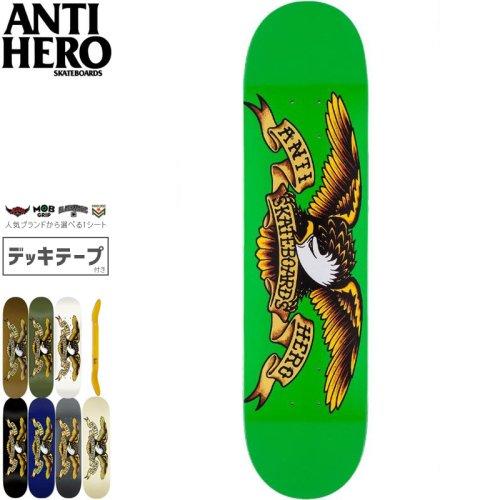 【ANTI HERO デッキ】CLASSIC EAGLE[8.06インチ]NO89