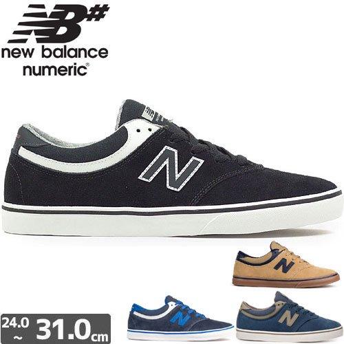 【NEW BALANCE NUMERIC ニューバランス ナメリック スケート シューズ】24cm~31cm QUINCY 254 スウェード ABW DBR NO8