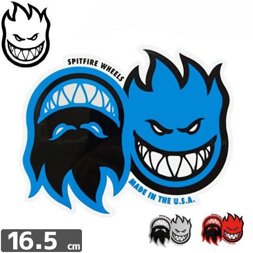 【スピットファイア SPITFIRE ステッカー】ETERNAL【3色】【12.5cm x 16.5cm】NO62