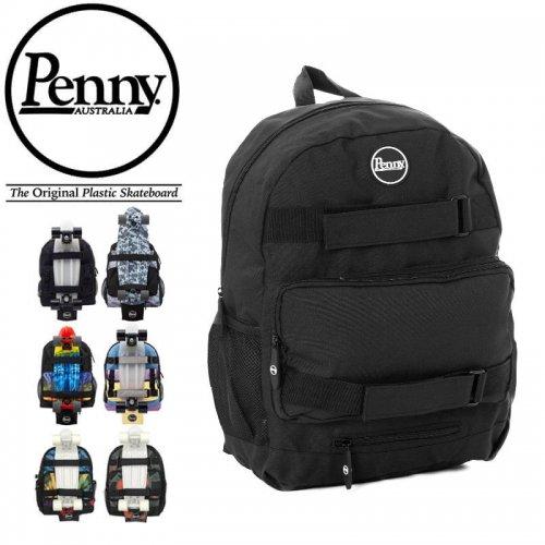 【ペニー PENNY スケボー バックパック】POUCH BACKPACK スケートキャリー【6COLOR】NO1