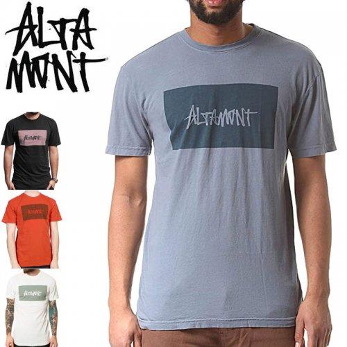 【オルタモント ALTAMONT スケボー Tシャツ】BLANK LABEL TEE【4カラー】NO23