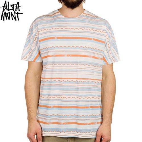 【オルタモント ALTAMONT スケボー Tシャツ】MESCALINE TEE【クリーム】NO36