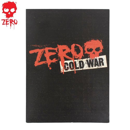 【ゼロ ZERO スケボー DVD】ZERO COLD WAR DVD NO5