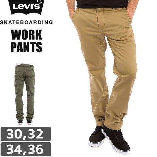 【リーバイス スケートボーディングコレクション LEVI'S SKATEBOARDING COLLECTION】WORK PANTS チノ ワークパンツ NO5