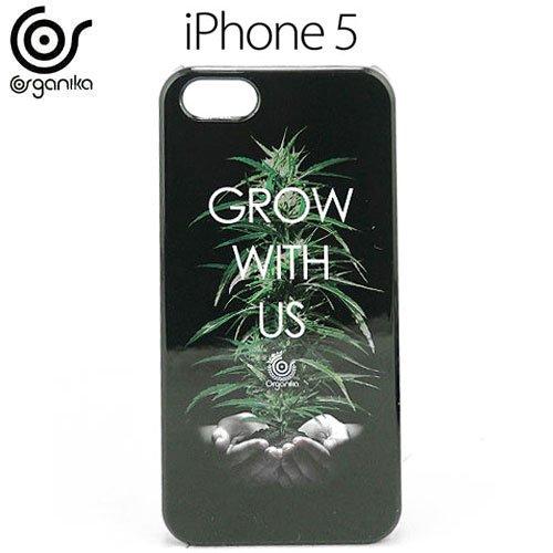 【ORGANIKA オーガニカ スマホ ケース】GROW IPHONE 5・5S CASE NO1