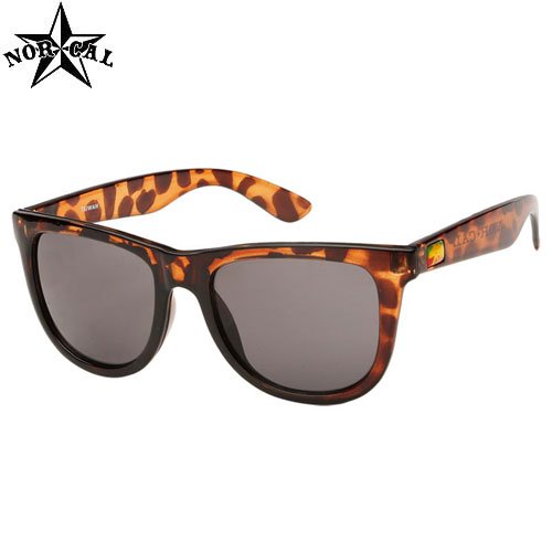 【ノーカル NORCAL サングラス】SPLIT BEAR SUNGLASSES TORTOISE【鼈甲】NO1