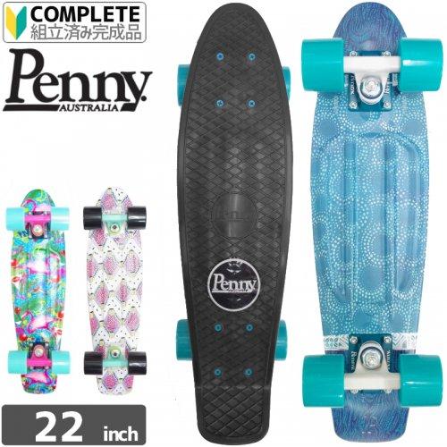 【ペニー PENNY スケボー コンプリート】GRAPHIC COMPLETE[22インチ]【3COLOR】NO57