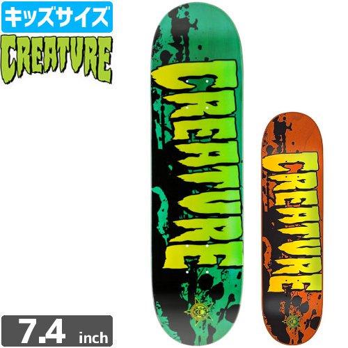 【クリーチャー CREATURE キッズ デッキ】STAINED XS DECK【7.4 x 27.6】NO32