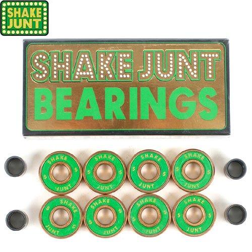 【シェイクジャント SHAKE JUNT スケボー ベアリング】TRIPLE OG'S BEARING【ABEC7】NO2