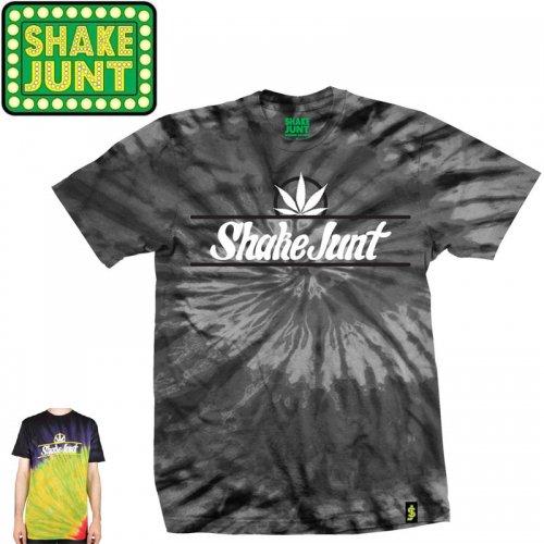 【シェイクジャント SHAKE JUNT Tシャツ】PURE BUD TEE【2カラー】NO27