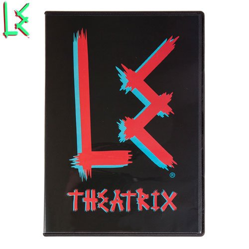 【エルイー LE スケボー DVD】LE THEATRIX【DVD】NO1