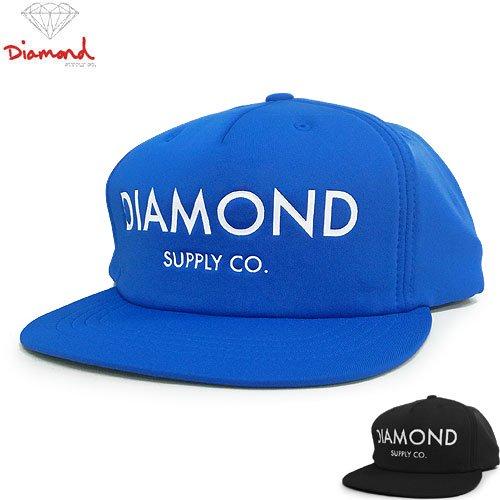 【DIAMOND SUPPLY ダイアモンドサプライ キャップ】CLASSIC SNAPBACK HAT【2COLOR】NO80