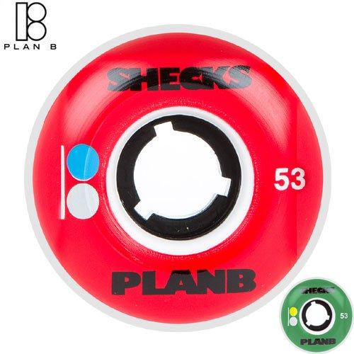 【PLAN-B プランビー ウィール】 SHECKLER LADD FACTORY WHEELS【2モデル】NO12
