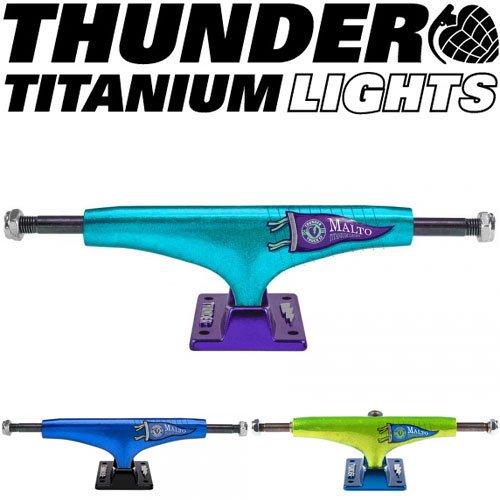 【THUNDER サンダー トラック】MALTO PENNANT TITANIUM LIGHTS【145】【147】【149】NO102