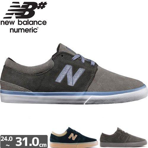 【NEW BALANCE NUMERIC ニューバランス スケート シューズ】BRIGHTON 344 スウェード【2COLOR】NO18