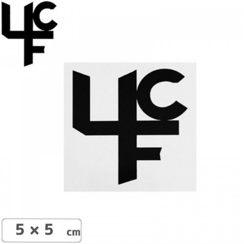 【4CORNER スケボー ステッカー】LOGO STICKER【5cm x 5cm】NO4
