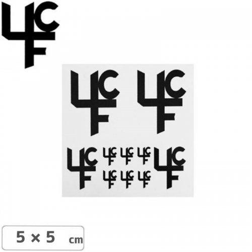 【4CORNER スケボー ステッカー】LOGO STICKER【5cm x 5cm】NO5