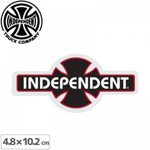【インディペンデント INDEPENDENT スケボー ステッカー】OGBC STICKER【4.8cm x 10.2cm】NO87