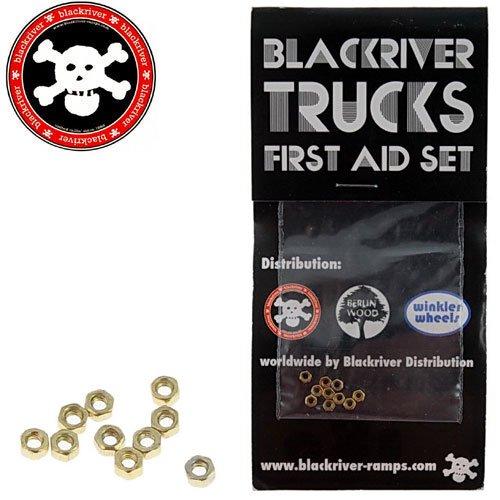 【ブラックリバー BLACKRIVER 指スケ】FIRST AID NUTS【ナット】NO6