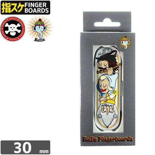 【ブラックリバー BLACKRIVER 指スケ】BOLLIE PIXIE FINGERBOARD DECK【30mm】【デッキ】NO11