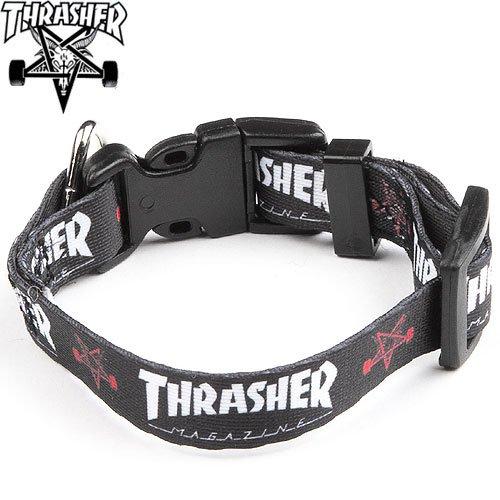 【スラッシャー THRASHER 首輪】USAモデル DOG COLLAR【小型犬用カラー】NO1