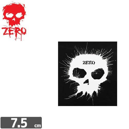 【ゼロ ZERO スケボー ステッカー】BLOWN STICKER【7.5cm x 7cm】NO77