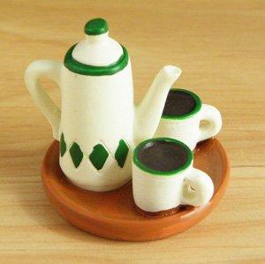フィギュア用コーヒーセット