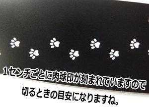 三徳包丁【おさんぽ猫ニャミー】